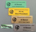 Convention/School Badge - Magnetic